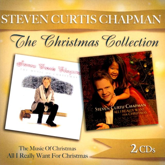 The Music Of Christmas / All I Really Want For Christmas by Steven ...